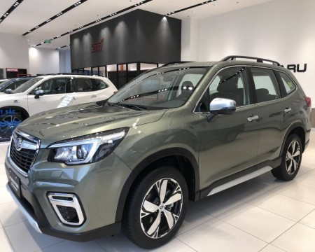 SUBARU FORESTER 2.0 I-S EYESIGHT 2020