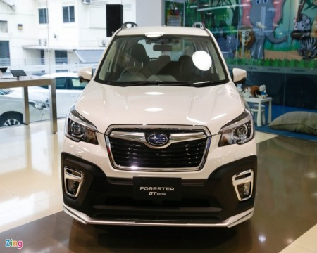 SUBARU FORESTER 2.0 i-S GT Edition